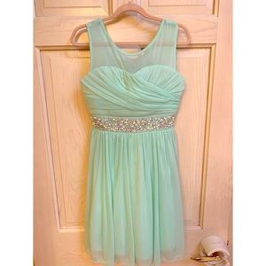 Party Dress.  Girls Size 8. NWOT